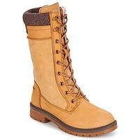 Schoenen Dames Hoge laarzen KAMIK ROGUE 9 Brown