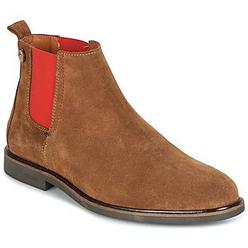 Schoenen Heren Laarzen Faguo CORK02 Brown