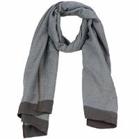 Accessoires Dames Sjaals Antik Batik ZOE Blauw / Brown