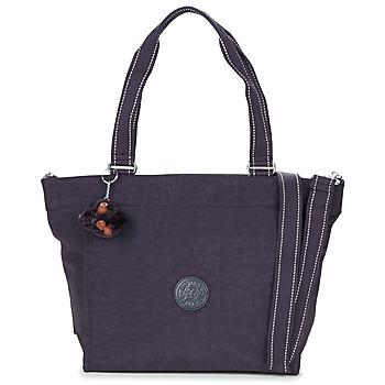 Tassen Dames Tote tassen / Boodschappentassen Kipling NEW SHOPPER Violet