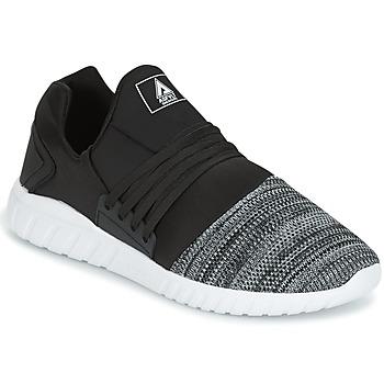 Schoenen Heren Lage sneakers Asfvlt AREA LOW Zwart / Wit