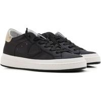 Schoenen Dames Lage sneakers Philippe Model CKLD ML31 nero