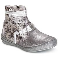 Schoenen Meisjes Laarzen GBB REVA Zilver