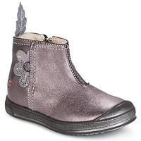 Schoenen Meisjes Laarzen GBB ROMANE Hout / DE / Roze