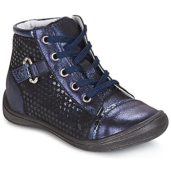 Schoenen Meisjes Hoge sneakers GBB ROMIE Vte / Marine / Dpf / Regina