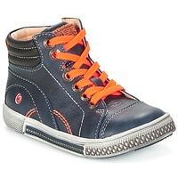 Schoenen Jongens Hoge sneakers GBB RALPH Blauw