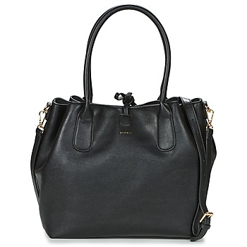 Tassen Dames Handtassen lang hengsel Esprit WASIMA Zwart