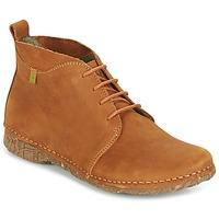 Schoenen Dames Laarzen El Naturalista ANGKOR  CAMEL