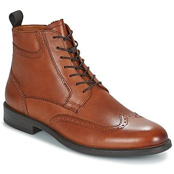 Schoenen Heren Laarzen Vagabond SALVATORE COGNAC