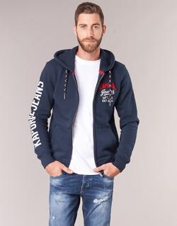 Textiel Heren Sweaters / Sweatshirts Kaporal MUZAK Marine