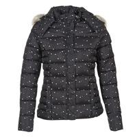 Textiel Dames Dons gevoerde jassen Kaporal BASIL Zwart