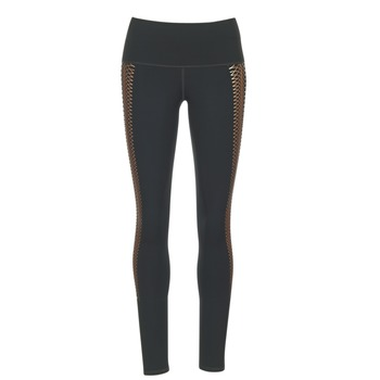 Textiel Dames Leggings Puma EVERYDAY TRAIN GRAPHIC TIGHT Zwart