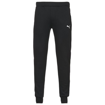 Textiel Heren Trainingsbroeken Puma SWEAT PANTS SLIM FL Zwart