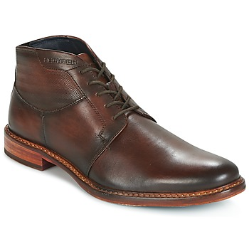 Schoenen Heren Laarzen Daniel Hechter STIVA Brown / Donker