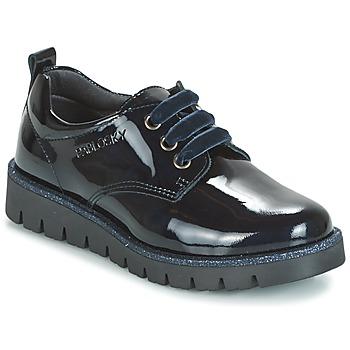 Schoenen Meisjes Derby Pablosky LINY Marine