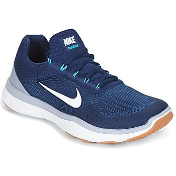 Schoenen Heren Fitness Nike FREE TRAINER V7 Blauw