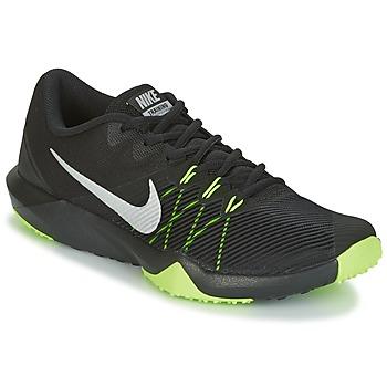 Schoenen Heren Fitness Nike RETALIATION TRAINER Zwart / Geel