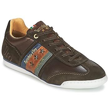 Schoenen Heren Lage sneakers Pantofola d'Oro IMOLA UOMO LOW Brown