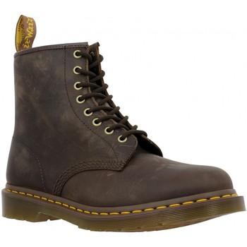 Schoenen Dames Laarzen Dr Martens 77591 Brown