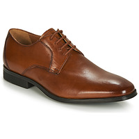 Schoenen Heren Derby Clarks GILMAN LACE Brown