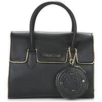 Tassen Dames Handtassen kort hengsel Versace Jeans NOMU Zwart