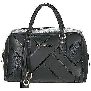 Tassen Dames Handtassen kort hengsel Versace Jeans EDANE Zwart