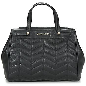 Tassen Dames Handtassen kort hengsel Versace Jeans SOULINE Zwart
