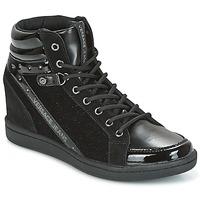 Schoenen Dames Hoge sneakers Versace Jeans GERFI Zwart
