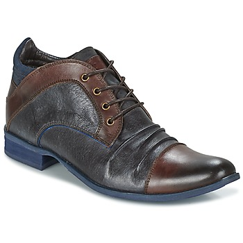 Schoenen Heren Laarzen Kdopa HELSINKI Brown / Blauw