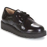 Schoenen Meisjes Derby Unisa MICK Zwart