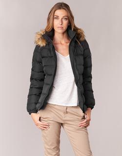 Textiel Dames Dons gevoerde jassen Aigle RIGDOWN SHORT Zwart