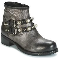 Schoenen Dames Laarzen Mimmu BERLO Zilver