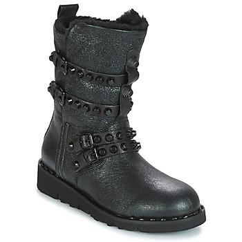 Schoenen Dames Snowboots Mimmu BELLA Zwart