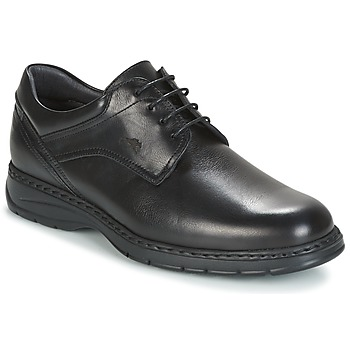 Schoenen Heren Derby Fluchos CRONO Zwart