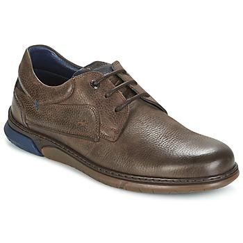 Schoenen Heren Lage sneakers Fluchos BEAR Brown