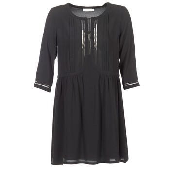Textiel Dames Korte jurken See U Soon PODI Zwart