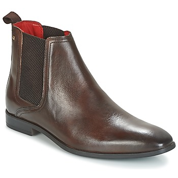 Schoenen Heren Laarzen Base London GUINEA Brown