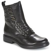 Schoenen Dames Laarzen Mjus CAFE Zwart