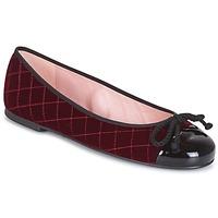 Schoenen Dames Enkellaarzen Pretty Ballerinas  Bordeaux