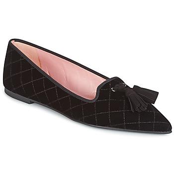 Schoenen Dames Ballerina's Pretty Ballerinas   zwart