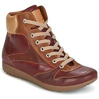 Schoenen Dames Hoge sneakers Pikolinos LISBOA W67 Blauw