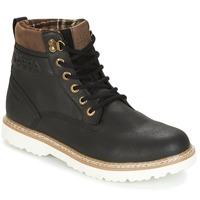 Schoenen Heren Laarzen Kappa WHYMPER Zwart / Brown