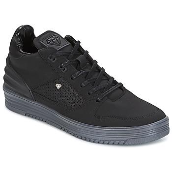 Schoenen Heren Lage sneakers Cash Money STATES Zwart / Grijs
