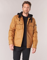 Textiel Heren Wind jackets Element WADE Brown / Zwart