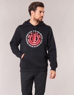 Textiel Heren Sweaters / Sweatshirts Element SEAL HO Zwart