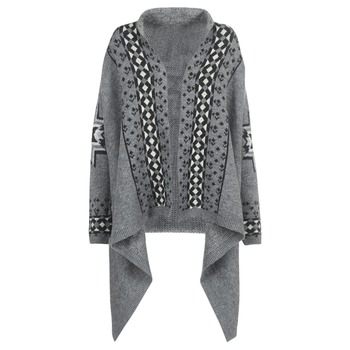 Textiel Dames Vesten / Cardigans Rip Curl NEMAIAH SWEATER Grijs