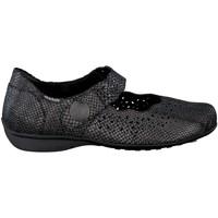 Schoenen Dames Lage sneakers Mephisto FABIENNE Zwart