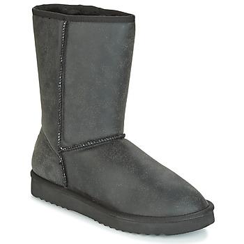 Schoenen Dames Hoge laarzen Esprit UMA VINTAGE BOOTIE Zwart