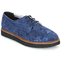 Schoenen Dames Derby Ippon Vintage JAMES SKY Marine