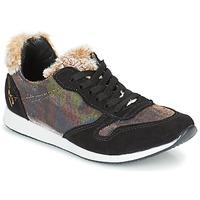 Schoenen Dames Lage sneakers Ippon Vintage RUN SNOW Zwart /  cuivré